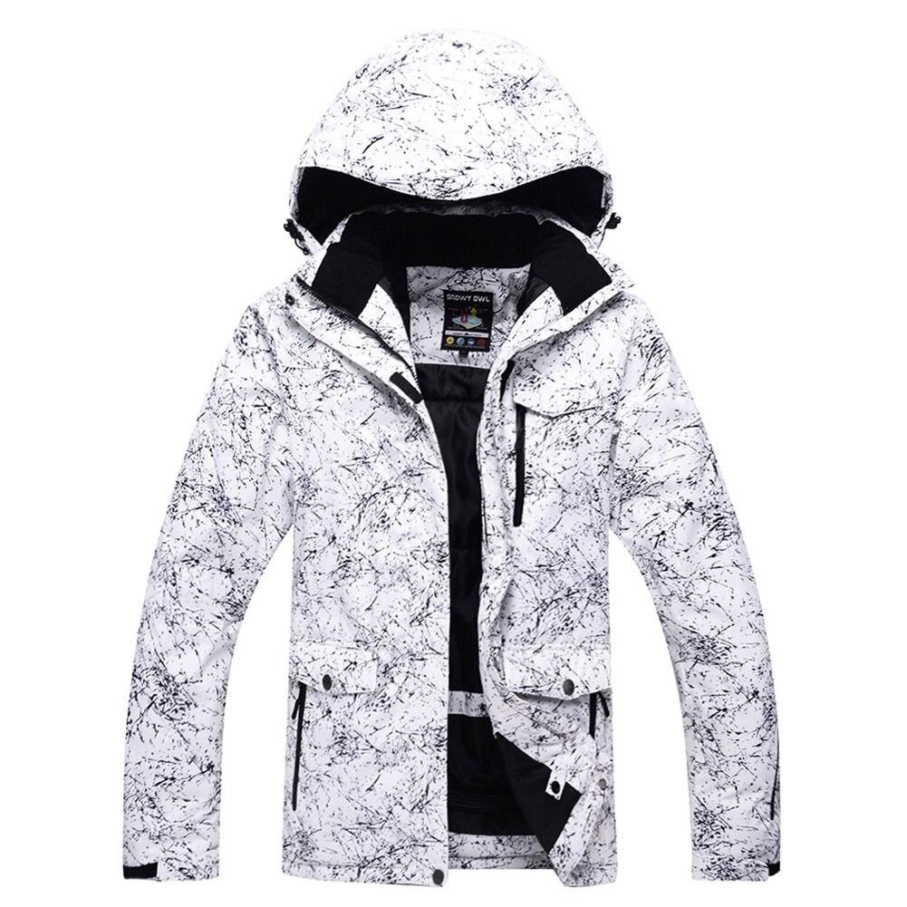 LGFM-ARCTIC reine hommes et femmes vestes de neige manteaux de ski en plein air vêtements de snowboard imperméable coupe-vent Costumes d'hiver