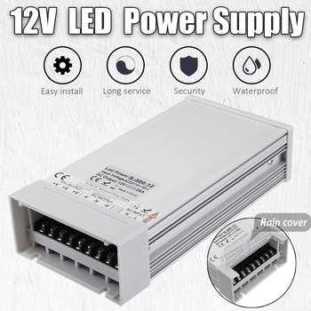 전원 공급 장치 led 드라이버 ac 110-220 v dc 12 v 48/60/72/100/120/150/180/200/240/300/360/400 w led 어댑터 라이트 변압기