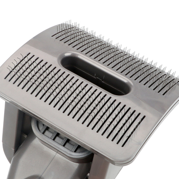 HILIFE Clean Pets Hair Brush Dog Cat Combs Pet Fur Hair Vacuum Groomer for Dyson Vacuum Cleaner Grooming Tools Pet Products 2
