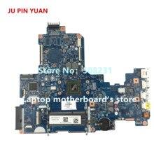 Ju pino yuan 856764 601 856764 001 448.08g03.0011 mainboard para hp notebook 17 y 17z y 17 y088cl placa mãe do portátil com A6 7310