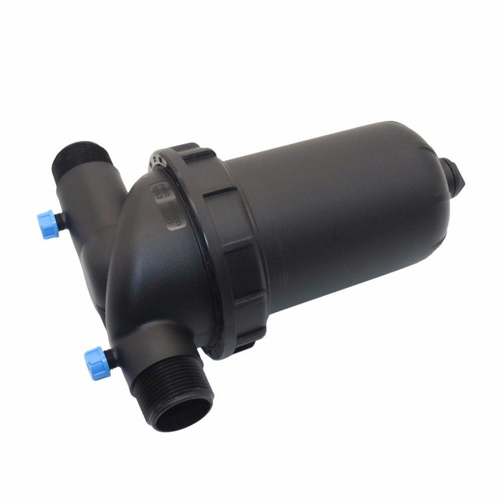 120 Mesh Laminiert Typ Filter Bewässerung System Wasser Schlauch Anschluss Externe Gewinde Verbindung Garten Liefert