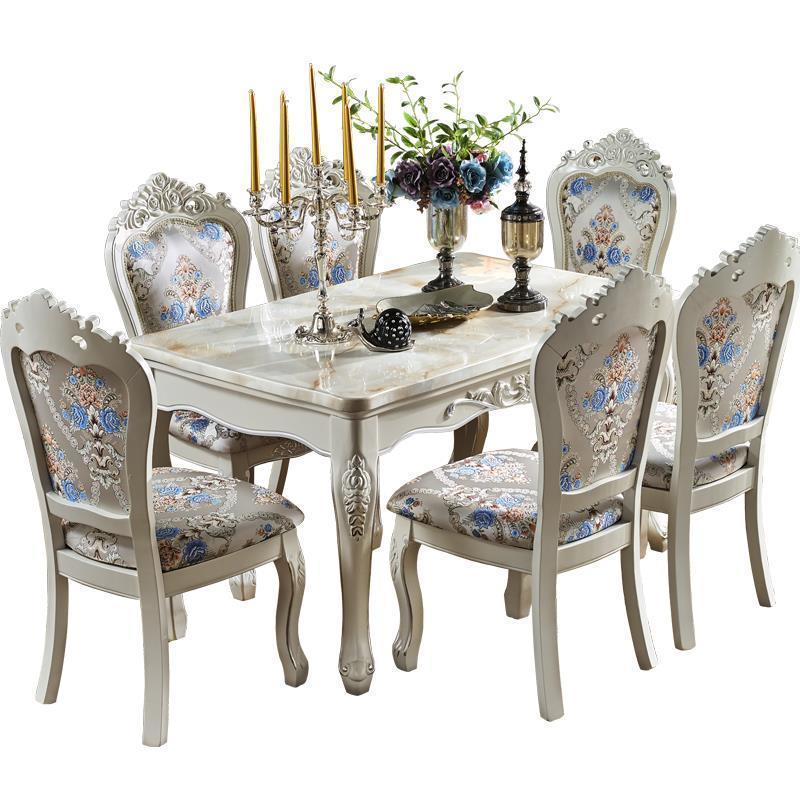 US $2239.24 36% OFF|Piknik Masa Sandalye Pliante Kitchen Comedores Mueble  Yemek Masasi Set Wood European Tablo Bureau Desk Mesa Dining Room Table-in  ...