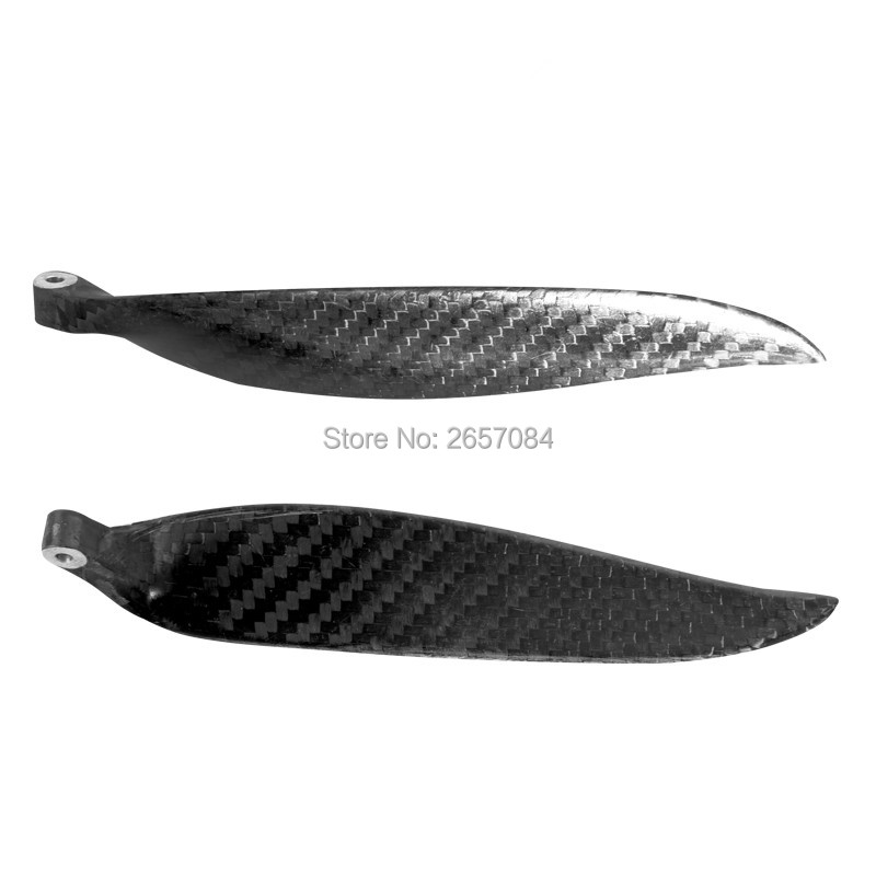 13x7/13x8/14x8/14x9.5/15x10/16x8/16x13/18x10/19x10 CF Carbon Fiber Folding  Propeller For Props Fixed wing model  RC model 13x7/13x8/14x8/14x9.5/15x10/16x8/16x13/18x10/19x10 CF Carbon Fiber Folding  Propeller For Props Fixed wing model  RC model