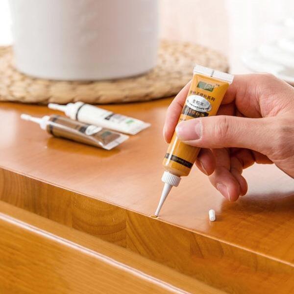 Furniture Wood Door Floor Scratch Repair Concealer Easy Fix For Home Office ALI88