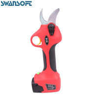 Two pack shipping Power Tools DC 14.4V Li ion Battery Garden Pruning Tools Cordless Electric garden shears