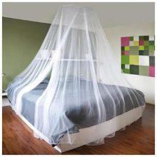 Elegante mosquitera para cama doble Mosquito tienda con Red repelente de mosquitos insectos rechazar la cama cortina cama TentMosquito red de pequeñas y grandes