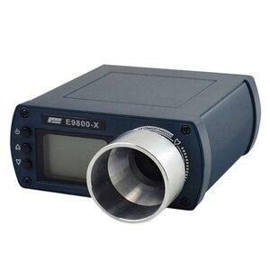 Image 3 - Medidor de velocidade precisão, instrumento de medição, tela lcd portátil, cronoscópio E9800 X, testador de velocidade