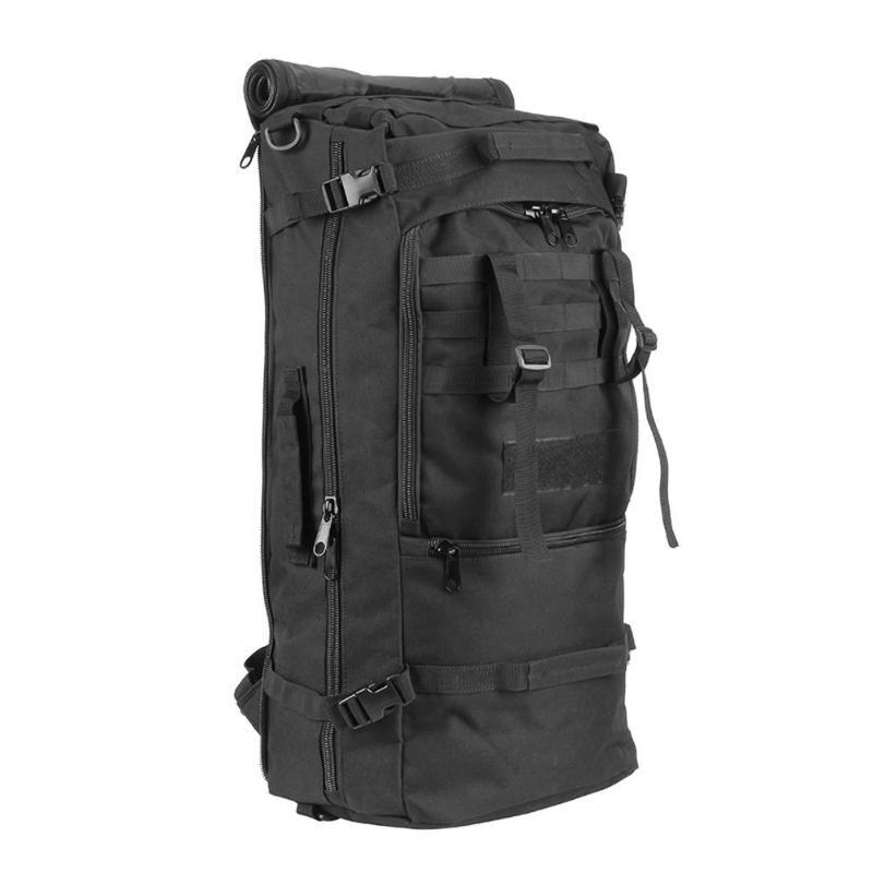 Sac à dos militaire tactique d'assaut de 60L sac à dos Molle sac à dos imperméable pour la randonnée en plein air Camping chasse