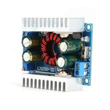 DC-DC Adjustable Voltage Step Down Power Supply Buck Module 15A 4-30V to 1.2-30V Voltage Controller stabilizer(China)