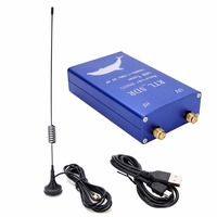Upconverter USB Tuner Receiver Radio+RTL2832U+R820T2 100KHz 1.7GHz UHF VHF HF RTL.SDR +Testing Telescopic Antenna+USB Cable