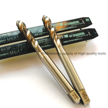 2個10個hsse sipral溝付きタップM1 M1.2 M1.4 M1.6 M2 M11 M2.3 M2.5 M2.6 M3 M3.5 M4 m4.5 M5 M6 M7 M8 M9 M10 M12機タップ