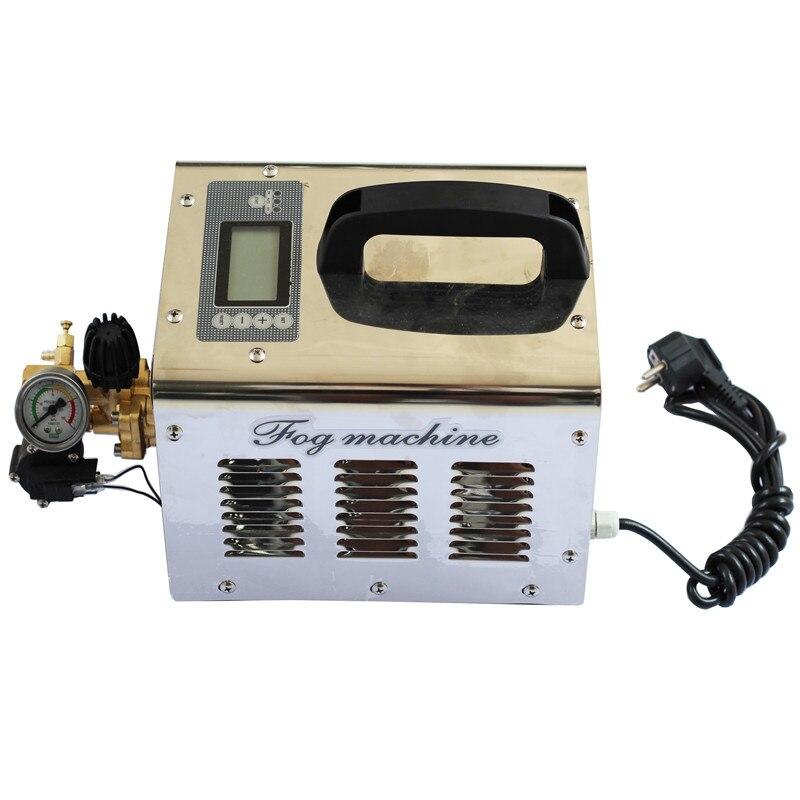 1L/Pm الضباب آلة ، عالية الضغط في الهواء الطلق نظام تعفير ، ارتفاع ضغط نظام رش بالرذاذ ، الضباب نظام التبريد-في الرشاشات من المنزل والحديقة على  مجموعة 1