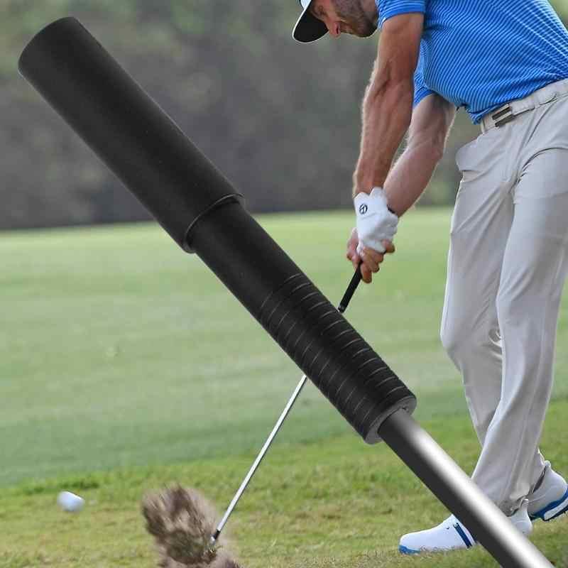 Klub Golf Butt Extender Plastik Batang Ekstensi untuk Baja/Kayu Poros Putter Golf Alat Bantu Pelatihan Alat Aksesoris