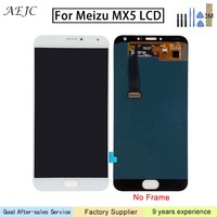 Amoled for Meizu MX5 M575M M575U LCD Screen Display with Touch Glass Digitizer Assembly 5.5 Inch Replace for Meizu MX5 LCD