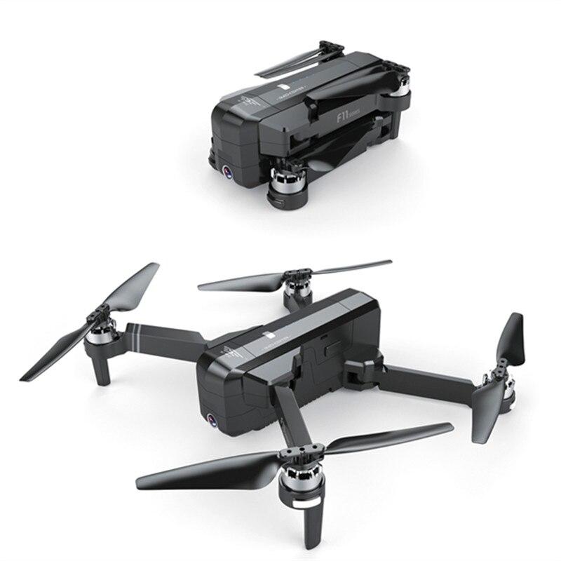 SJRC F11 GPS 5G Wifi FPV Avec 1080 P Caméra 25 minutes Temps de Vol Brushless Pliable Bras Selfie drone rc quadrirotor - 2