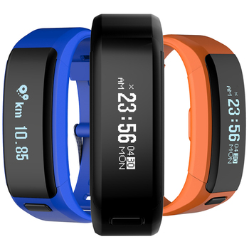 Microwear XR01 0.91 Inch Sports Smart Bracelet Bluetooth 4.0 Waterproof Call Message Reminder Heart Rate Monitor Blood Pressure