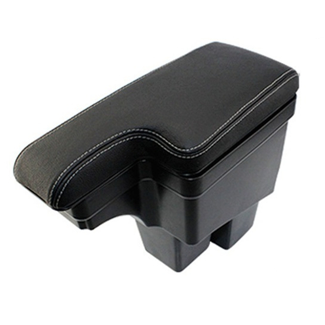 Protector Accessories Decorative Accessory Auto Upgraded Car-styling Car Arm Rest Armrests 14 15 16 17 18 FOR Honda Fit