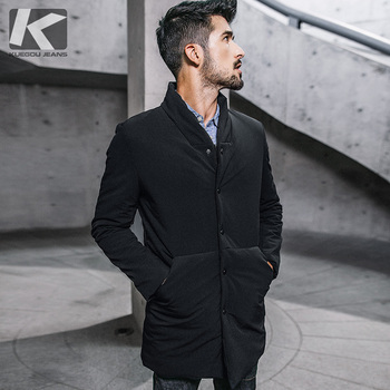 Winter Mens Parkas Hooded Thick Black Color For 2020 New Man Slim Fit Warm Clothes Brand Clothing Male Wear Coats Plus Size 0281 - discount item  69% OFF Coats & Jackets