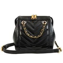 Women Leather Luxury Handbags Tote Chain Shoulder Crossbody Bags For Designer Sac A Main Bolsa Feminina Bolsos Mujer Modis Beach цены