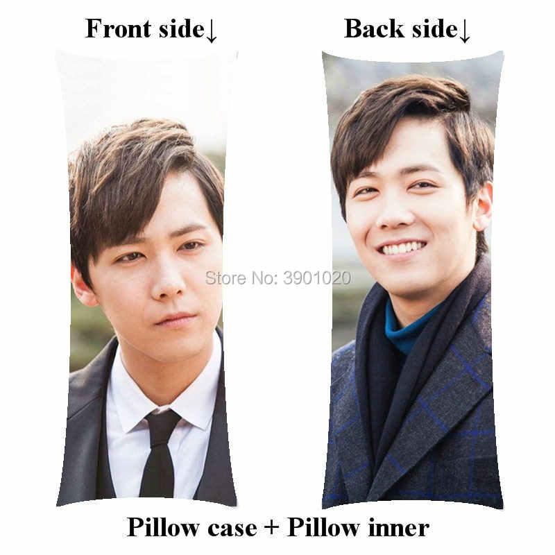 fd464ebea Boyfriend Lee HongKi long pillows Kpop FTISLAND body Pillow with inner  Custom