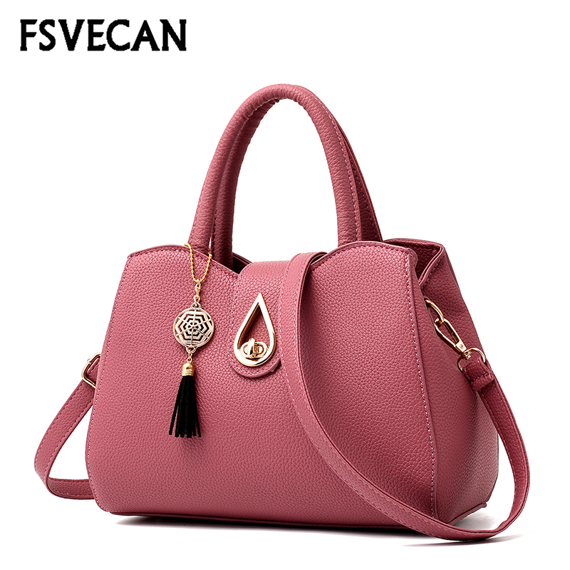 Luxury Fashion Handbags Ladies Hand Bags For Women High Quality Leather Heart Lock Messenger Shoulder Bag Party Sac a main 2019