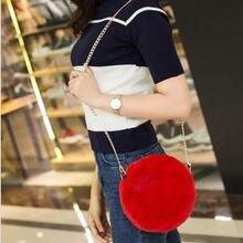 ee1e0e18520 Buy faux fur handbag and get free shipping on AliExpress.com
