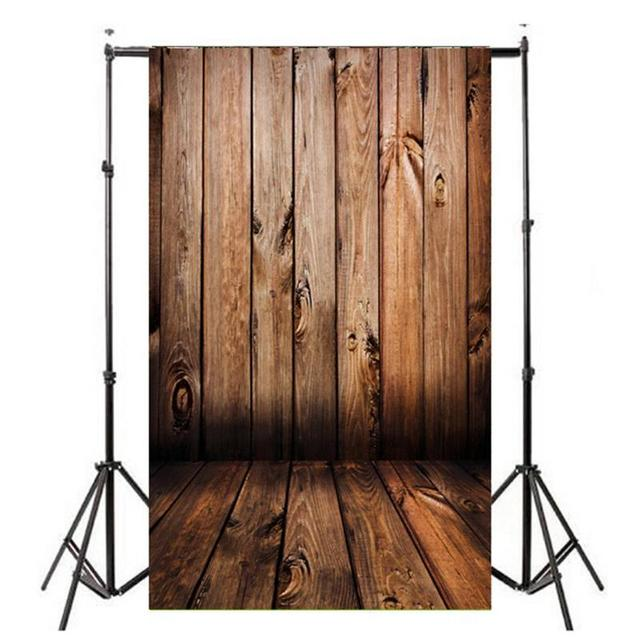 Wood Plank Background Cloth Photographic Studio Backdrops Photography Props Art cloth Photography Studio home room decoration