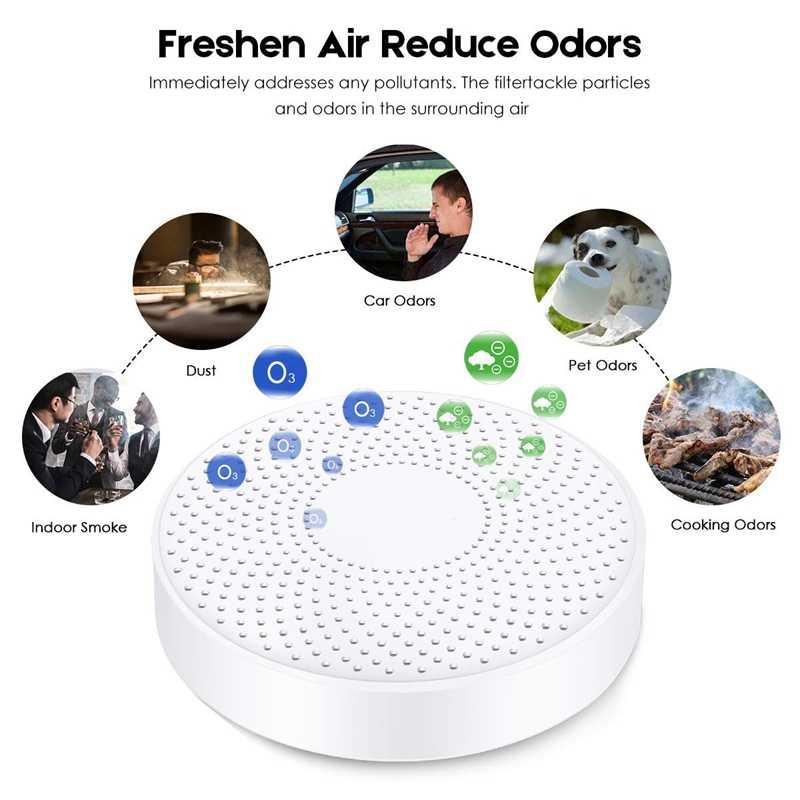 ขายร้อน MINI Ozone Generator,เครื่องโอโซนแบบพกพา,O3 เครื่องฟอกอากาศ Deodorization ฆ่าเชื้อ, air CLEANER สำหรับกลิ่น Eliminatin