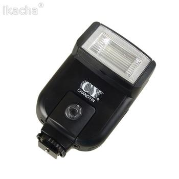 цена на Mini Camera Flash Light Speedlite for Canon EOS 200D 100D 1300D 1200D 1000D 800D 760D 750D 700D 650D 600D 550D 500D 450D 400D