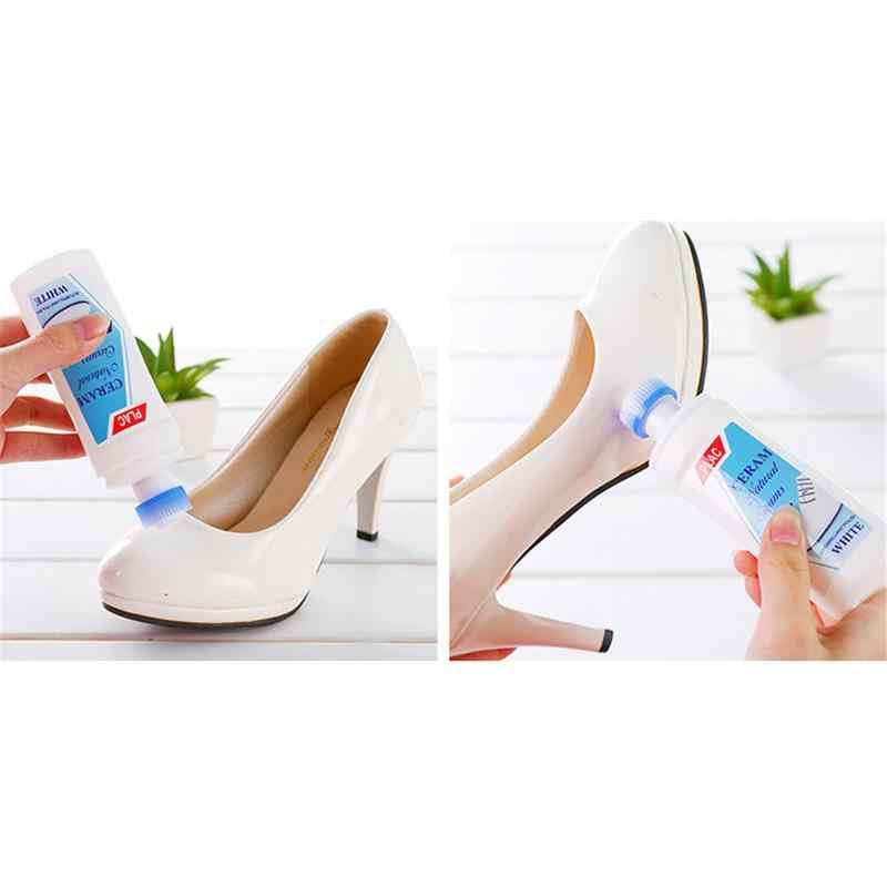 AUGKUN Branco Sapatos Polonês Limpo Ferramenta de Limpeza Domésticos necessidades Diárias Suprimentos Desinfetante Lavanderia Limpeza Spong Magia Revigorado