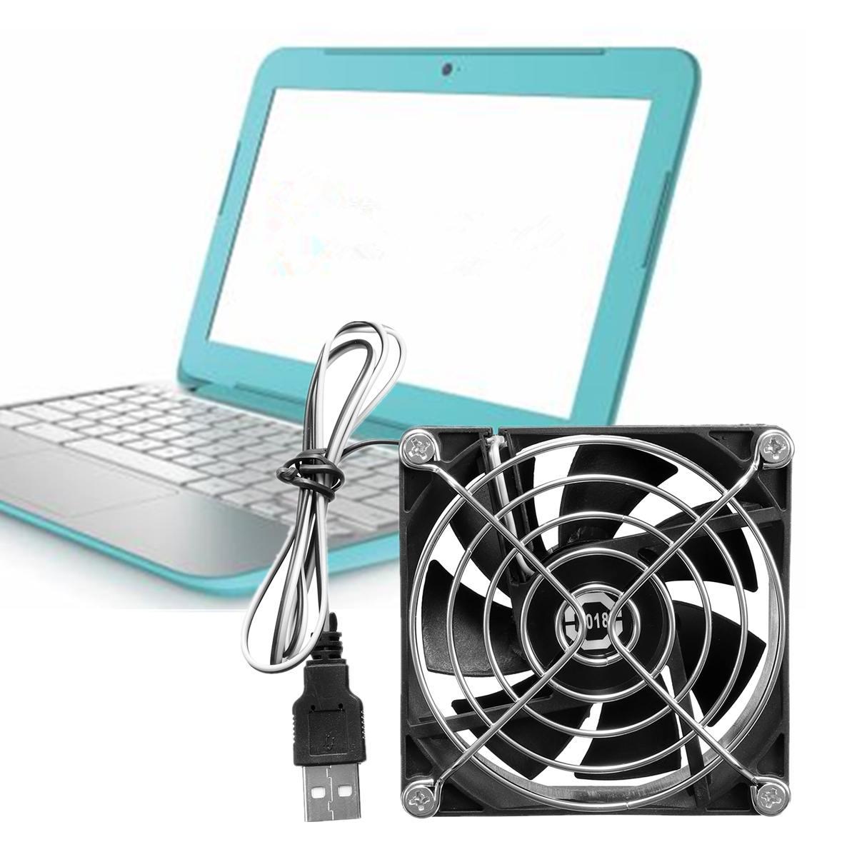 Computer Fan Tragbare Usb Kühler Kleine Pc Cpu Kühlung Computer