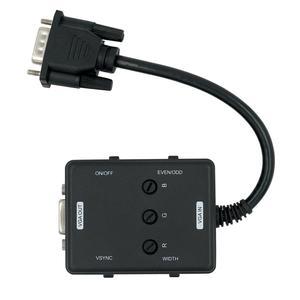 Image 1 - Generator VGA Scanline z przedłużaczem do klasyczny nostalgiczny gry do telewizora do podłączenia VGA lepszy widok na monitorze LCD/telewizorze