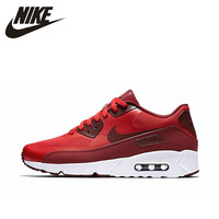 NIKE Official Original AIR MAX 90 ULTRA 2.0 Men's Breathable Running Shoes Sneakers Limited Classic Outdoor Leisure #875695