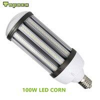 Topoch conduziu a lâmpada 80 w 100 w 120 w 120lm/w do milho do bulbo ce alistado 250 w 400 w mhl/hps base ip64 grande iluminação da área do magnata da substituição|Lâmpadas LED e tubos| |  -