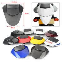 YZF R6 2008 2015 Rear Pillion Passenger Cowl Seat Back Cover For Yamaha YZFR6 2008 2009 2010 2011 2012 2013 2014 15 ABS plastic