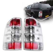 12 В левый и правый задний фонарь светодиодный тормозной фонарь лампа автомобиль Стайлинг задний фонарь для Ford Ranger Pickup Ute 2008 2009 2010 2011