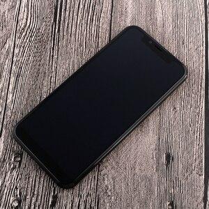 Image 2 - Para Ulefone X pantalla LCD y pantalla táctil + marco piezas de reparación perfectas para Ulefone X accesorio Digital 5,85 pulgadas con película + herramientas