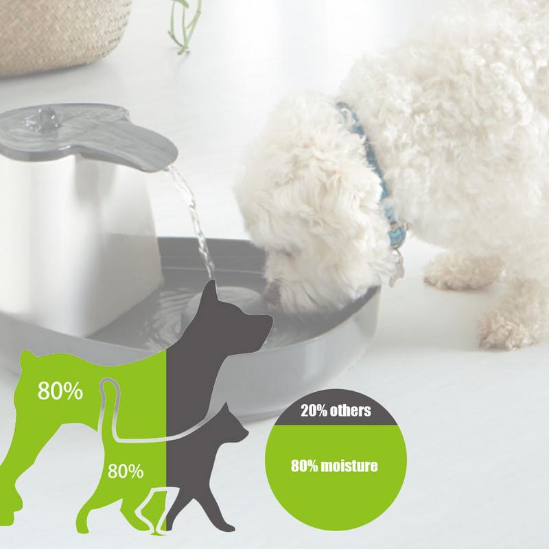 Dogs Cats Water Dispenser Electric Cycle Filter Hyperoxia Water Fountain Pet Supplies in Cat Feeding Watering Supplies from Home Garden