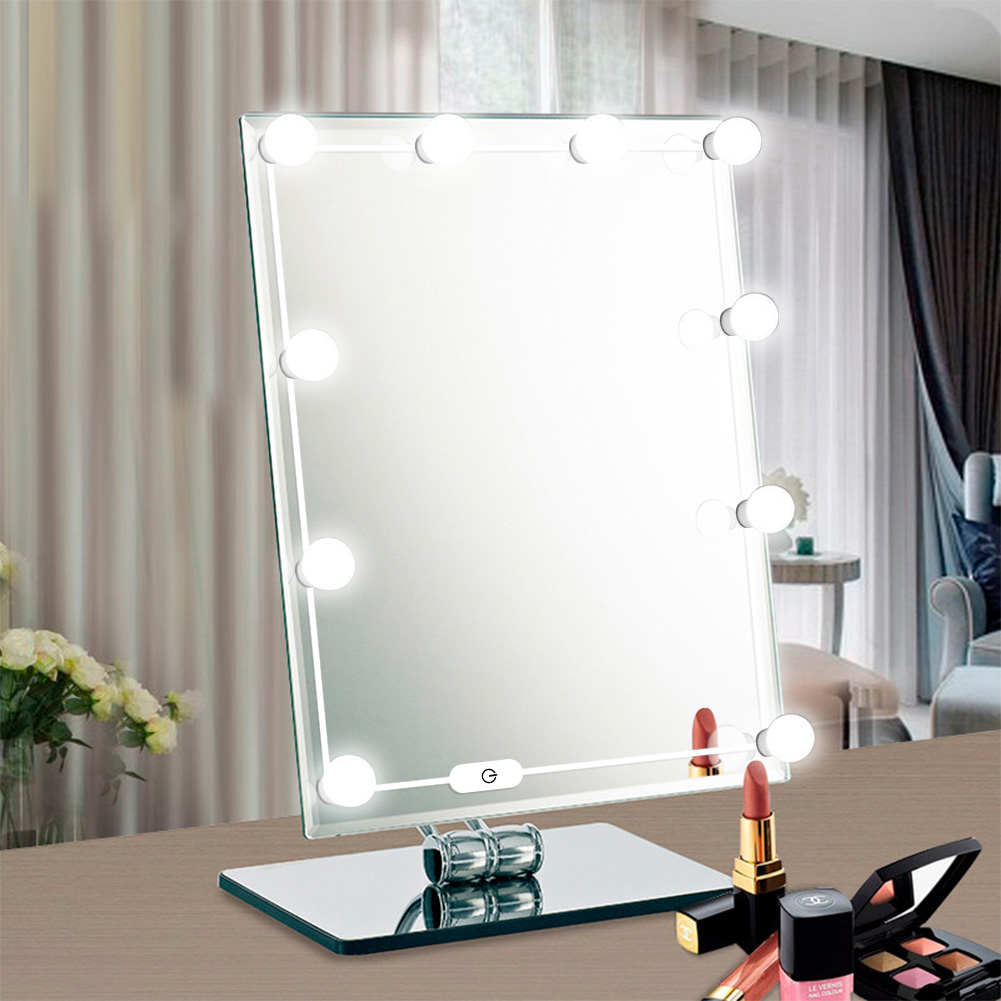 Hollywood 10 LED Makeup Mirror Lamp Vanity Mirror Light