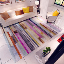 pcs Large Size 3D Carpet Quarters Mat Girls Cloakroom Rug living room bedroom bed blanket Nordic minimalist geometry sofa table