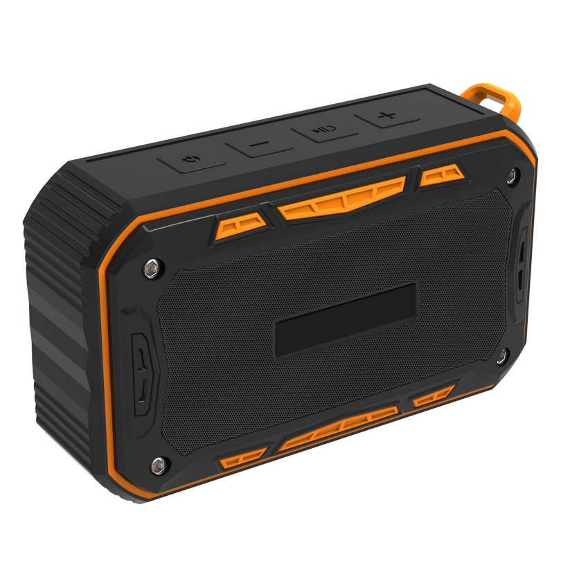 Image 3 - Outdoor Speaker Waterproof New Pattern Outdoors Portable Bluetooth Wireless Loudspeaker Box Plug in Card Audio-in Outdoor Speakers from Consumer Electronics