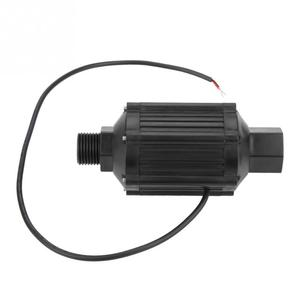 Image 3 - 1 個 LG39 DN15 片吸込パイプラインポンプ 12V 18 ワット高圧水パイプラインブースターポンプ家庭用業界化粧品