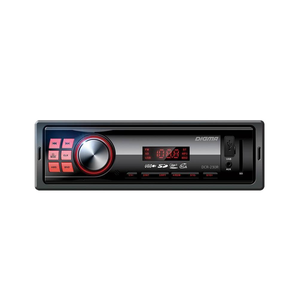 Car Radios Digma DCR-230R Automobiles & Motorcycles Car Electronics Car Radios car radios digma dcr 390g automobiles