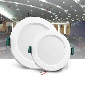 Image 2 - Led Downlight Dc/Ac 12V 24V 36V 48V Led Panel Light Led Plafond Downlight 5W 9W 12W 15W 18W Verzonken Ronde Lamp Led Verlichting