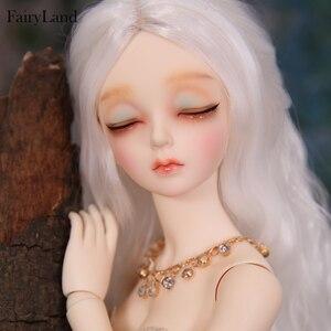 Image 4 - Fairyland Minifee EVA 1/4 BJD SD poupées modèle filles garçons yeux haute qualité jouets boutique résine Figures FL