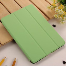 YWEWBJH Case For iPad 2 3 4 Soft Back Cover TPU Leather Flip Smart Auto Sleep Wake Up