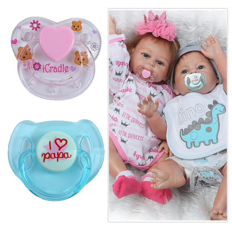 1PC Baby Nipple Cherry DIY Doll Baby Toy Accessories Newest Fashion Simulation Dolls Reborn Doll Baby Toy Cute Gift