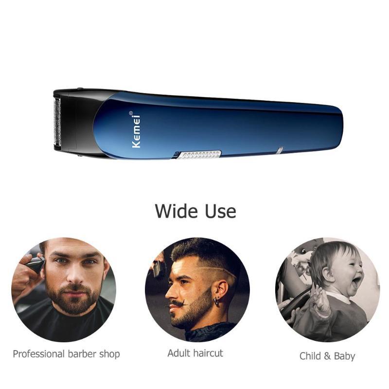 Beard Trimmer  Kemei 5 in 1 Portable Hair Trimmer Titanium Hair Clipper Electric Shaver Pro Hair Cutting Machine  Islamabad