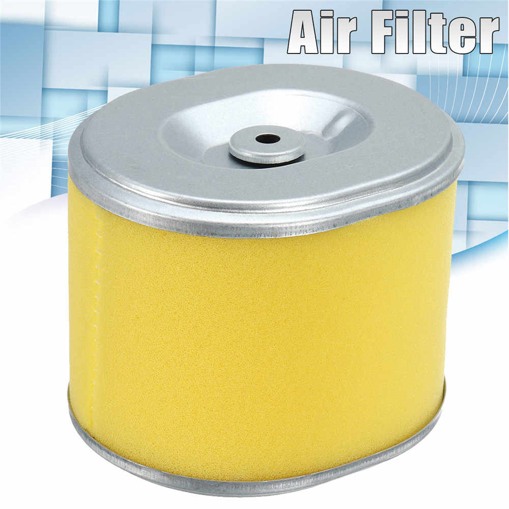 1 pc Air Filter Cleaner Voor Honda GX340 GX390 188F 11HP 13 HPGas Motor Generator Luchtfilter Cleaner