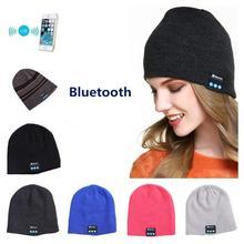 45f863accc2 None Unisex Winter Outdoor Running 10M range Bluetooth Hat Music Wireless  Hat Autumn Music Cap Knitting